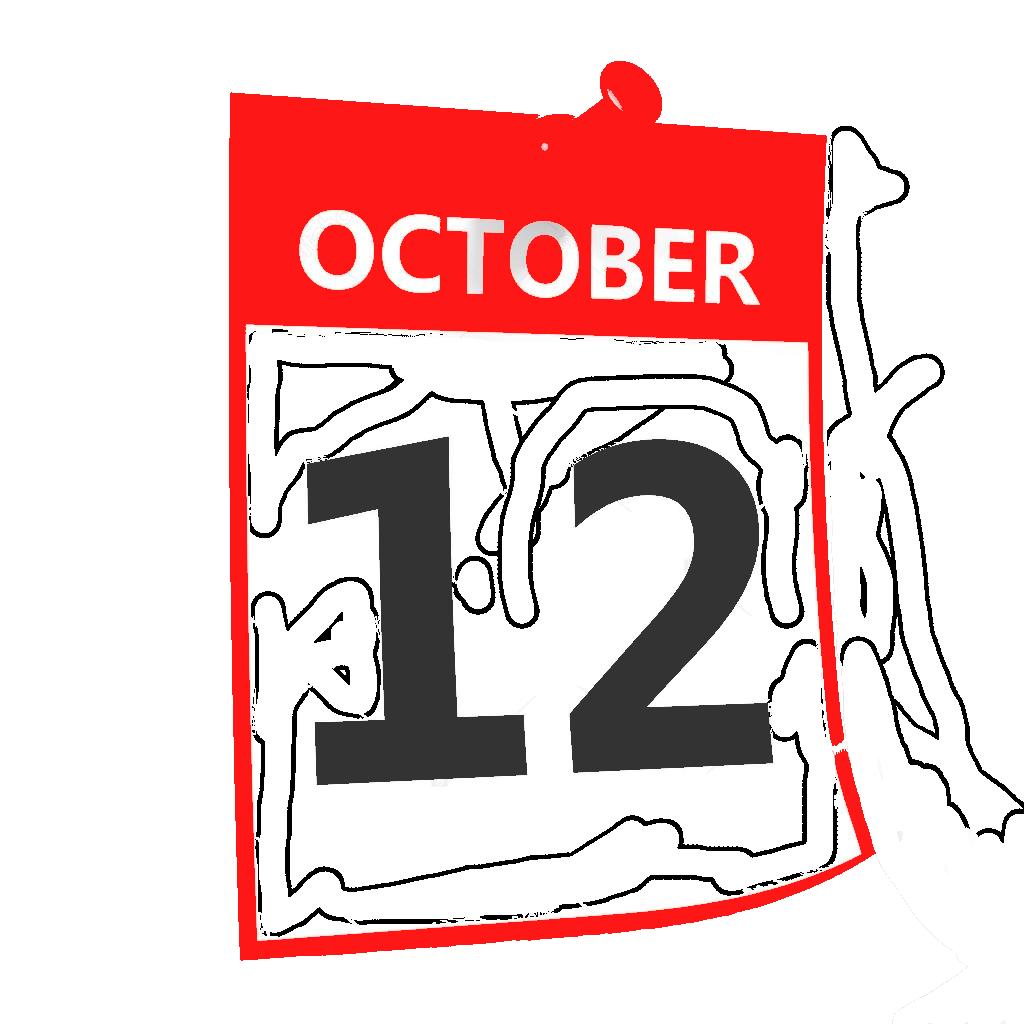 12 oktober