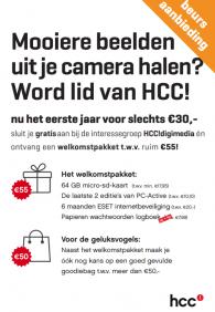 HCC!fotovideo beursaanbieding